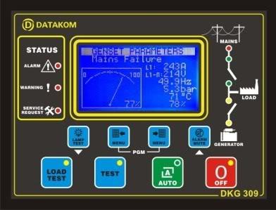 DKG109, DKG309