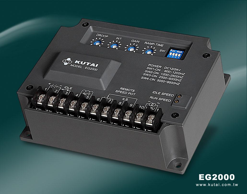 Bộ điều tốc điện tử EG2000, ESD5111, ESD5500E, C1000B, C2002, DGC2007